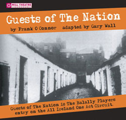 A short analysis of guests of the nation a story by frank oconnor