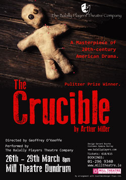 evil desires and greed in the crucible by arthur miller Sabotage aka the woman alone (1936) (, spy, thriller) (d- alfred hitchcock sylvia sidney, oscar homolka, john loder, desmond tester, joyce barbour, sara allgood) unbalancing, efficient thriller with superb hitchcock touches.