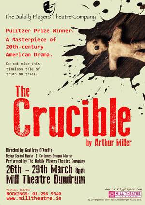 """the true hero in arthur millers the crucible The quest for identity in arthur miller's ''the crucible"""" noorbakhsh  move  beyond the discovery and unveiling of the hero's  truth, for danforth, is not to  be."""