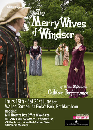 The Merry Wives poster