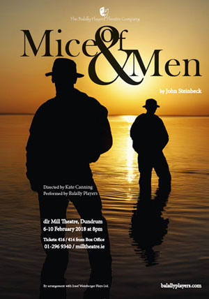 Poster for Of Mice And Men